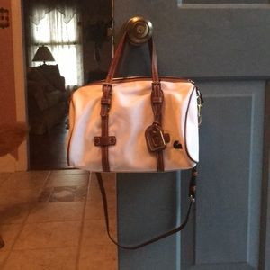 Dooney & Bourke nylon satchel, NWT